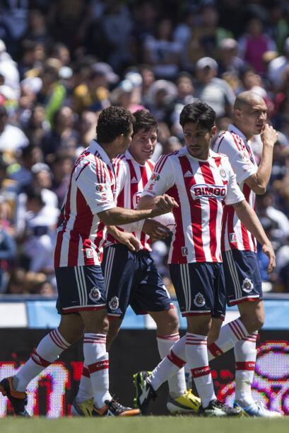 """2.- La dupla Márquez Lugo """" Sabah.- El Guadalajara sólo ha metido 11 gol..."""