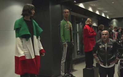 """Ricardo Seco presenta su colección """"Together"""" en alusión a la relación e..."""