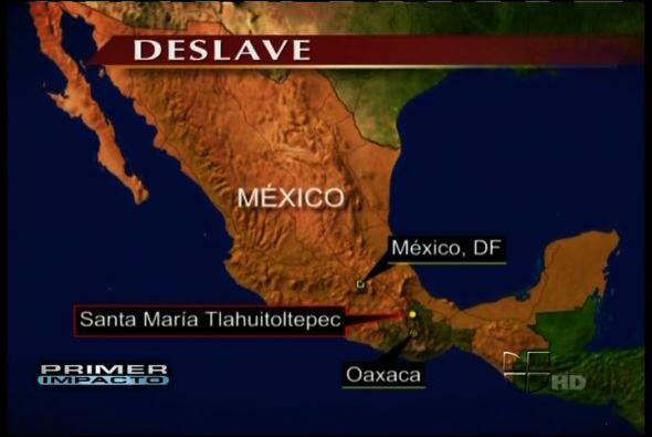 Se localiza en la región de la Sierra Norte oaxaqueña, col...