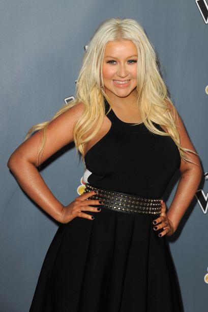 Cuando Christina Aguilera estaba gorda, deseábamos que cualquier genio l...