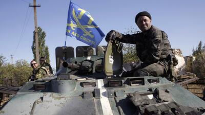 Se mantiene cese al fuego en Ucrania a pesar de la tensión