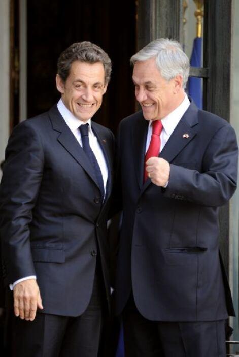"""""""La inversión extranjera es bienvenida, y si es francesa, doblemente bie..."""