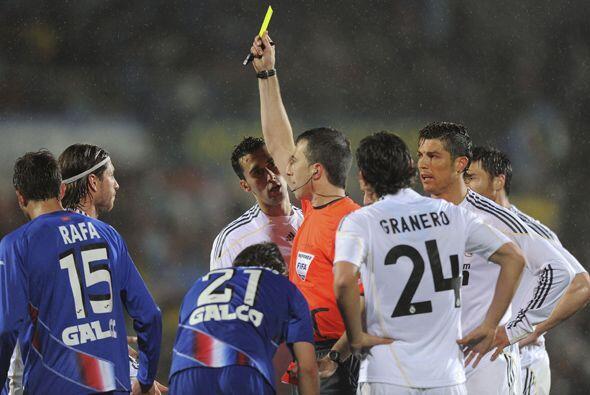 Las acciones del inicio de partido fueron para Real Madrid que iba en bu...