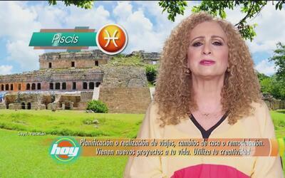 Mizada Piscis 19 de mayo de 2017