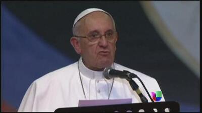 ¿Quién soy yo para juzgar?' El Papa se expresó sobre los homosexuales