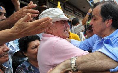 Escándalo en Colombia a días de la elección presidencial