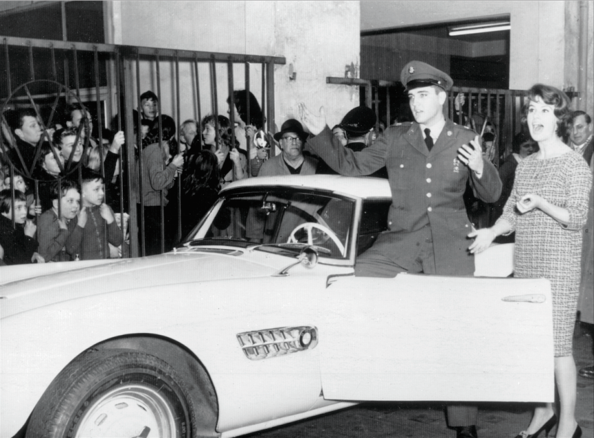 La restauración del BMW 507 1957 de Elvis Screen Shot 2017-03-15 at 3.02...