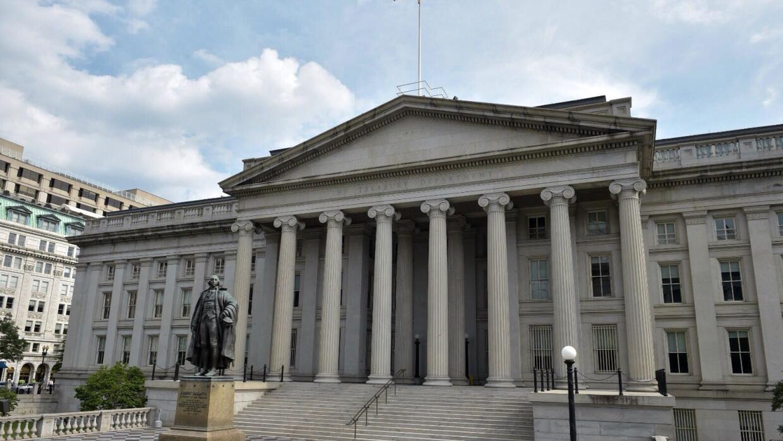 Instalaciones del Departamento del Tesoro en Washington