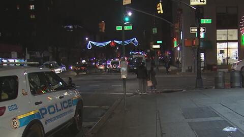 Detectives de Manhattan buscan a un sospechoso por la violación de una m...