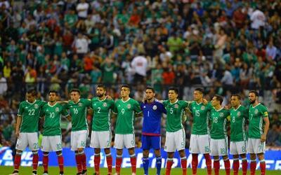 Los rostros de México en la Copa América Centenario