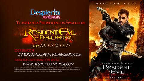 Concurso Resident Evil