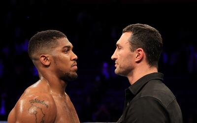 """Anthony Joshua: """"No pienso en el KO ante Klitschko"""""""