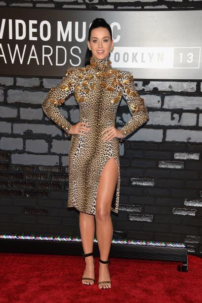Katy Perry es otro de los ejemplos de cómo no se deber usar el 'print'...