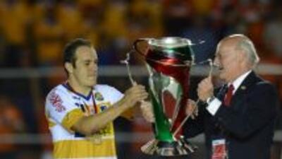 Cuauhtémoc Blanco alzó la Copa MX con Dorados de Sinalos