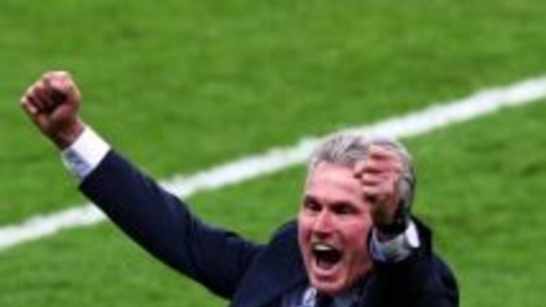 Jupp Heynckes se retira con dos Champions en su haber, una con el Madrid...