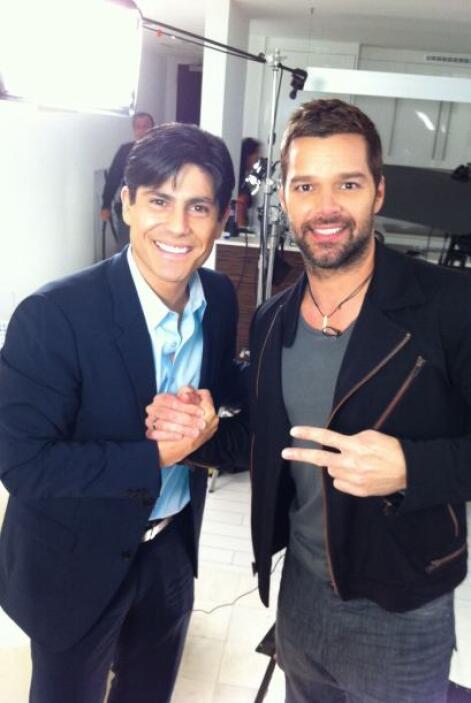 Poncho de Anda logró entrevistarlo donde no sólo habló sobre su homosexu...