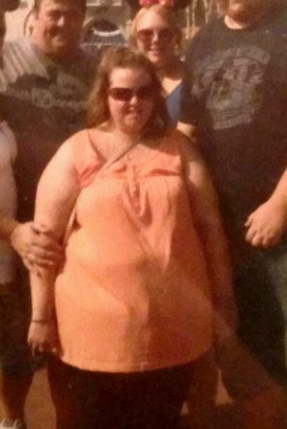 El peso máximo que alcanzó fue de 242 libras, del cual se...
