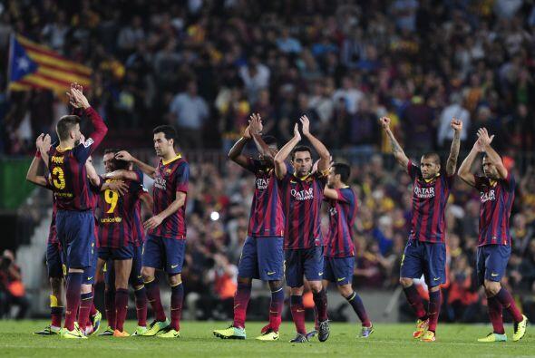 Fue el noveno triunfo de Barcelona esta temporada y abre espacio de 6 pu...