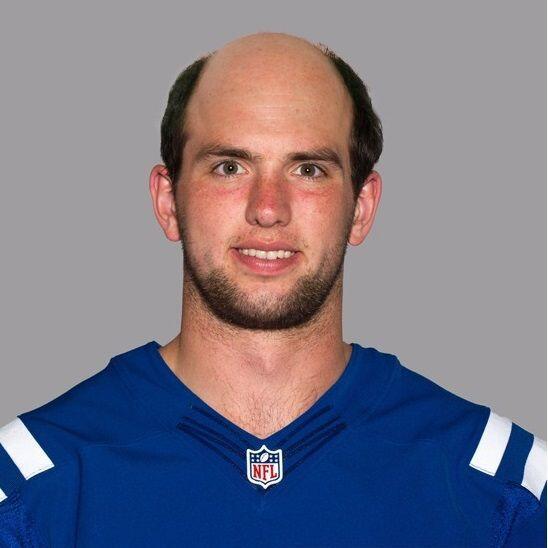 Andrew Luck quarterback de Indianapolis.
