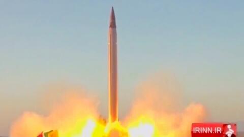 Irán responde a las sanciones de EEUU con un ejercicio militar enorme