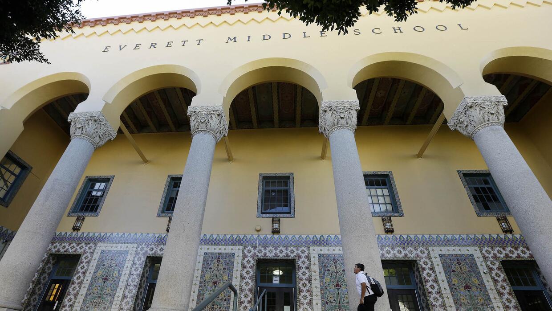 Escuela Everett, de San Francisco