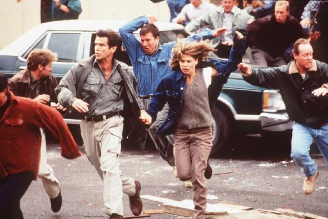 """En 1997, con """"Dante´s Pick"""", Brosnan conectó su primer 'blockbuster' de..."""