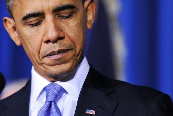 Obama tiene dos años por delante para cumplir con su primer manda...