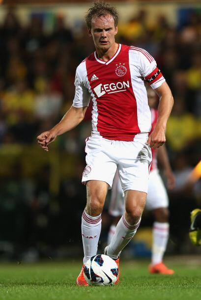 Medio, Siem De Jong: El mediocampista del Ajax tuvo una gran actuaci&oac...