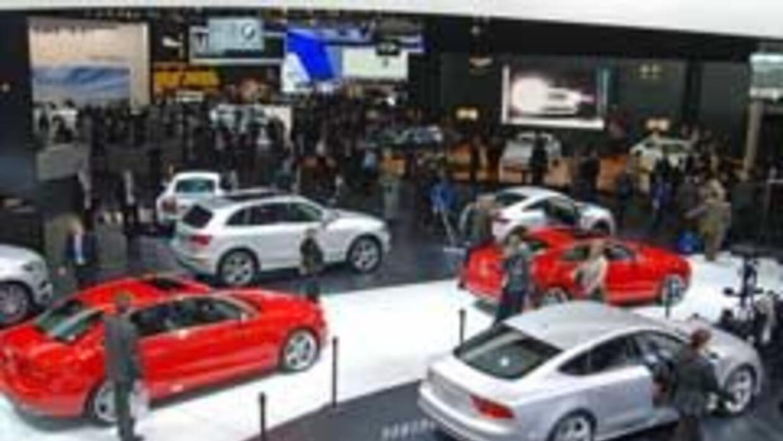 Auto show Detroit 2011