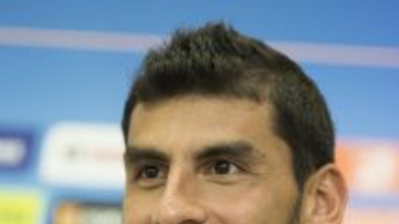 Nahuel Guzmán.