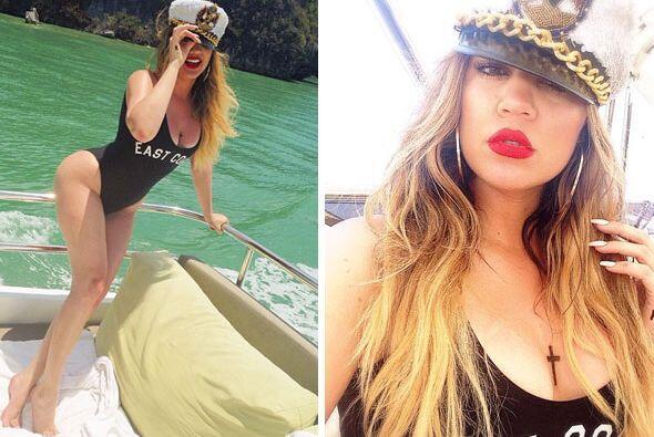 Khloé Kardashian llegó a los 30 años y luce más sensual que nunca. Mira...