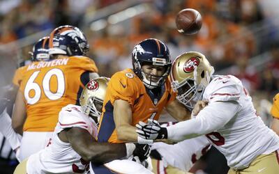 Pretemporada Semana 2: 49ers vs. Broncos