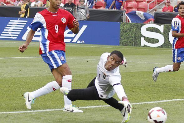 En el Costa Rica vs. Belice, el momento clave del partido se dio al minu...