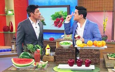 No te deshagas de la cáscara de frutas y verduras. Parte 1
