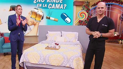 ¿No rindes en la cama? Estos son los malos hábitos que arruinan el sexo