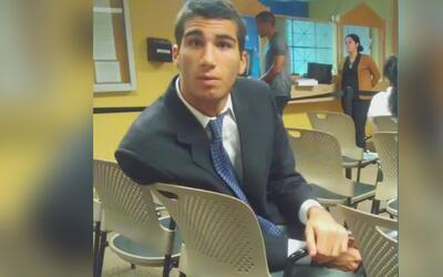 Detienen a venezolano que pidió asilo en Estados Unidos alegando que fue...