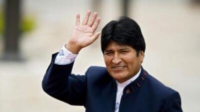 El presidente de Bolivia, Evo Morales, ha sugerido que su Gobierno podrí...