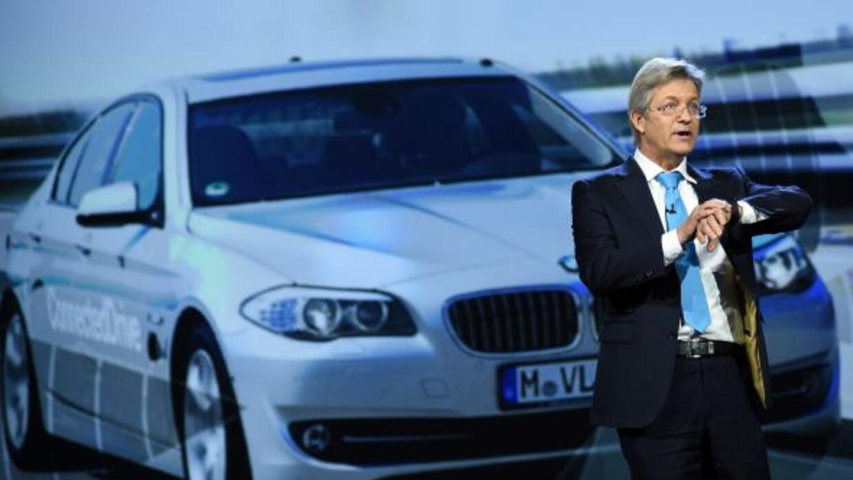 BMW sigue innovando para ofrecer productos con tecnología de punta.