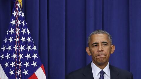 El presidente Barack Obama el pasado 22 de julio en Washington.