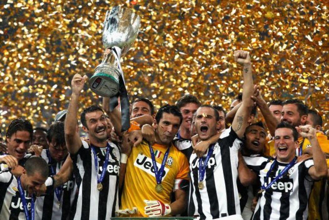Vendría la revancha del cuadro de Turín con la Supercopa italiana, que s...