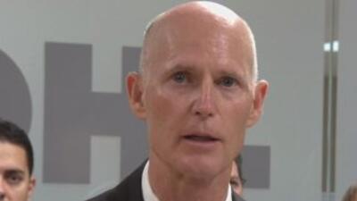 Rick Scott a la reelección