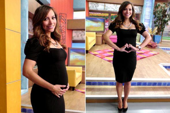 Rumbo a la semana 26 de su embarazo, Satcha Pretto se prepara tambi&eacu...