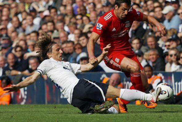 Pero el escandaloso resultado del día lo dio el Liverpool en su c...