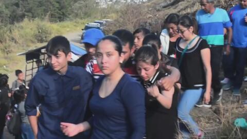 Familiares de las víctimas del albergue de Guatemala dicen que al menos...