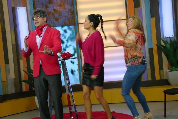 Xavi Ondo descubre que el problema de las tres mujeres acongojadas es la...