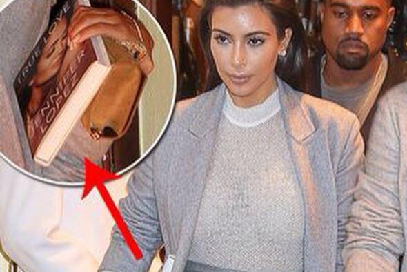 Kim también está al pendiente de lo que hacen otras estrel...