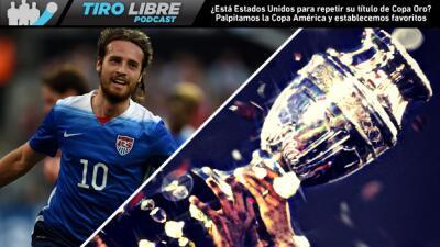 Tiro Libre Radio   Análisis del presente de EE.UU. y la Copa Am&e...