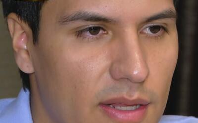El dolor de un hijo que no pudo despedirse de su padre, Juan Gabriel