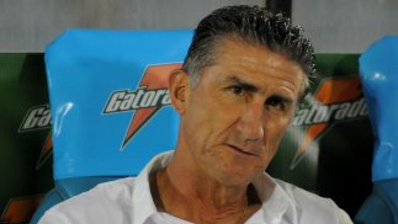 El técnico argentino Edgardo Bauza dejará de entrenar a Liga de Quito en...