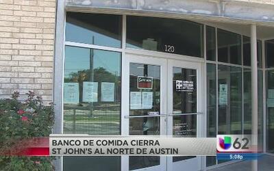 Cierra centro de ayuda en Austin
